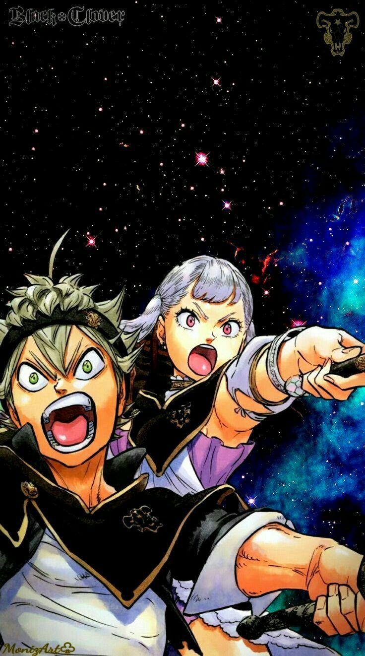 Pin By Devilman Hunter On Black Clover Black Clover Anime Anime Black Clover Manga