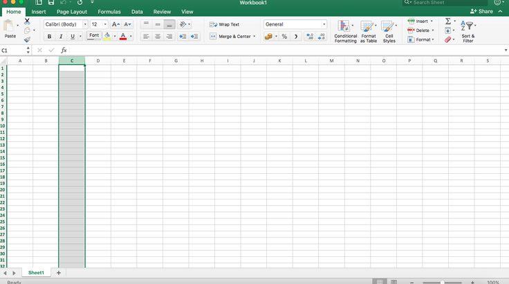 De pattern is Module tabs. De website/app die hier te zien is Microsoft Excel.