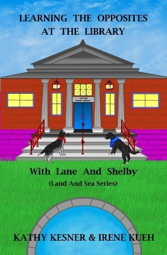 Finding The Opposites In The Library A fun way to learn the Opposites with rhymes and pictures of animals in the library. Only $0.99 Click Here: www.amazon.com/dp/B00GKPWTS0/ #ebook #children #opposites #animals #books