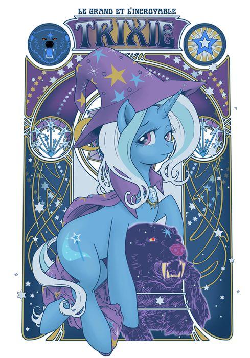 My Little Pony: Friendship is Magic Trixie Nouveau