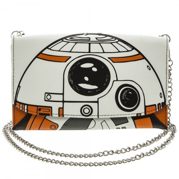 Star Wars The Force Awakens BB-8 JRS Envelope Wallet Envelope Wallet, from Bioworld for $18.95 only at The Movie and TV Store.