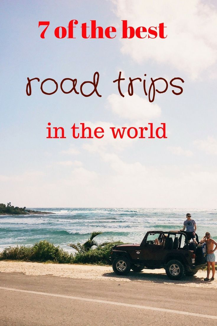 If you LOVE road trips, then you're in the right place! Here I round up 7 of the best road trip ideas EVER plus the what to see en route, including some hidden gems. With destinations from New Zealand and South Africa to the USA, you'll find ideas that go cross country, options for the car, and magical places you didn't even know existed… This list is going to give you wanderlust, guaranteed, so check it out now and be inspired for your next adventure!