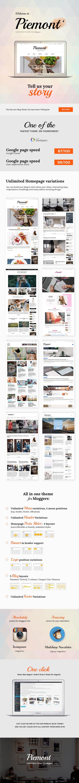 159 besten Wordpress Themes Bilder auf Pinterest | Website templates ...