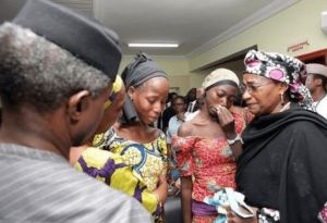 Nigerian Officials Reveal They are in Intense Talks to Release More of the Chibok Girls Captured By Boko Haram [News] - http://getmybuzzup.com/nigerian-officials-reveal-they-are/