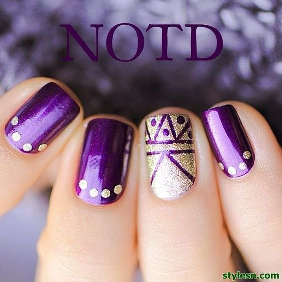 Cute Easy Nail Designs Using Tape: 132846 Best Images About Nail Art Community Pins On