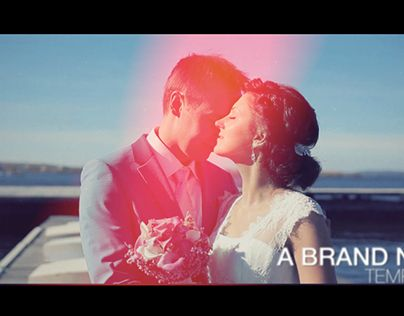 "Check out new work on my @Behance portfolio: ""After Effects Template : Wedding Production"" http://on.be.net/1FnlAmi"