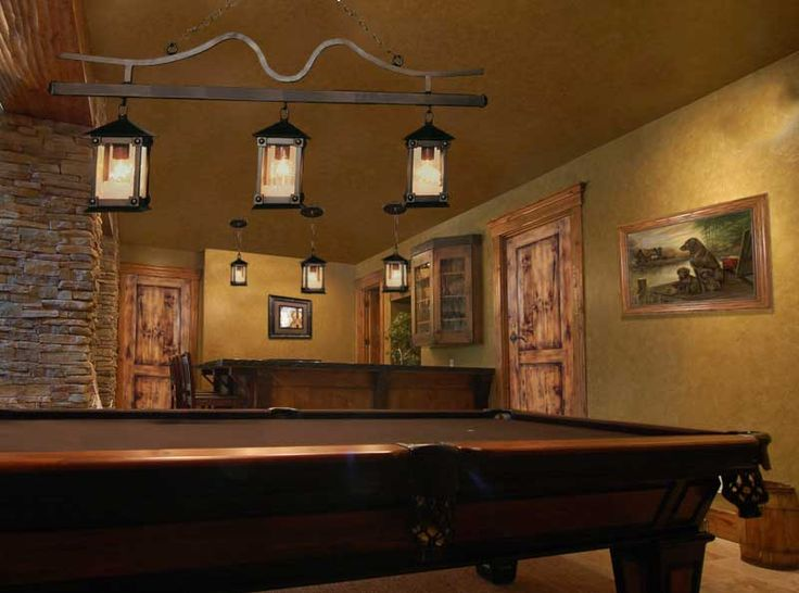 pool table room   Never a Charge for Design or Redesign. Our Designers work directly ...