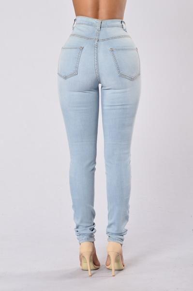 Cobalt Jeans - Light Blue