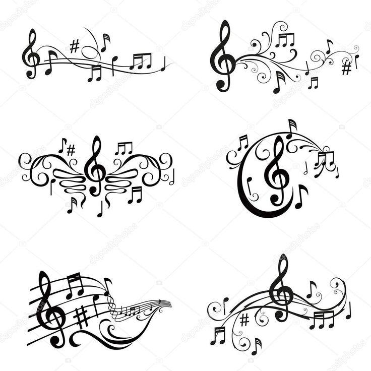 les 25 meilleures id es de la cat gorie tatouages de musique sur pinterest tatouages note de. Black Bedroom Furniture Sets. Home Design Ideas