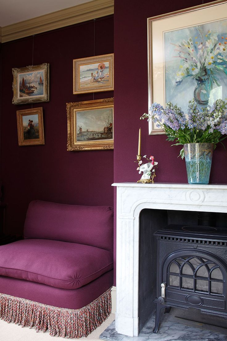 305 Best Purple Interiors...Plum, Lavender, Grape, Lilac