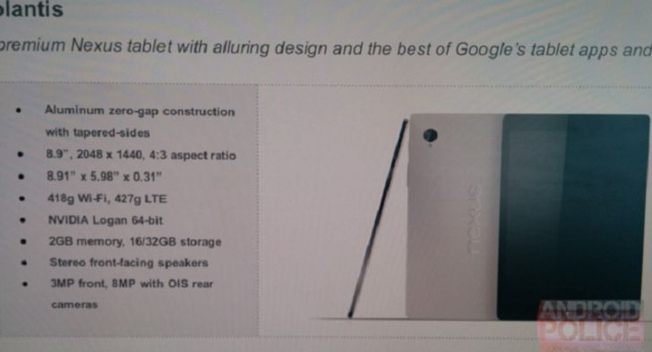 #HTC #Nexus 8 with #Tegra K1 Processor Leaks Out with Specs, Image and Price - Softpedia http://news.softpedia.com/news/HTC-Nexus-8-with-Tegra-K1-Processor-Leaks-Out-with-Specs-Image-and-Price-447870.shtml