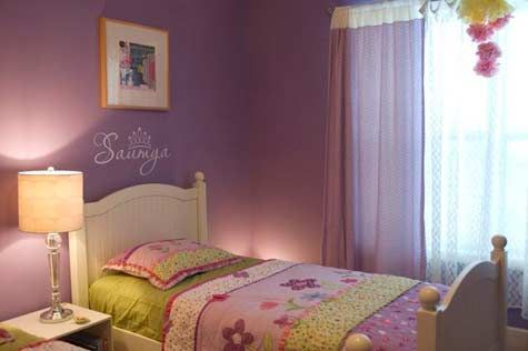 1000 images about girls bedroom on pinterest little girl rooms princess room and arizona - Little girl purple bedroom ideas ...