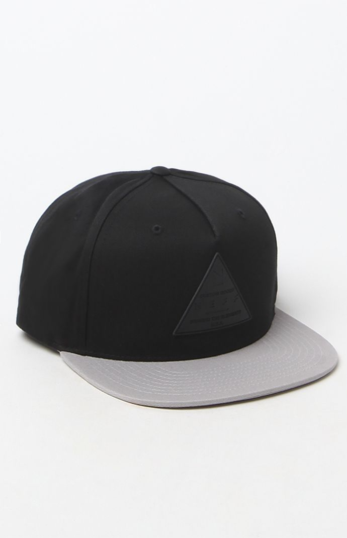 X Snapback Hat