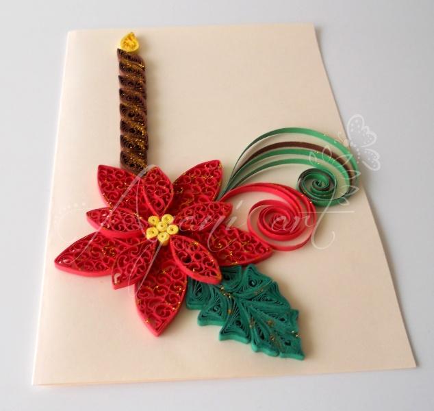 handmade quilling valentine cards