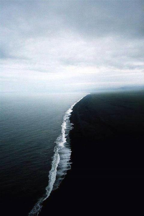 In the Gulf of Alaska two oceans come together but the water does not mix.  by WTF Facts