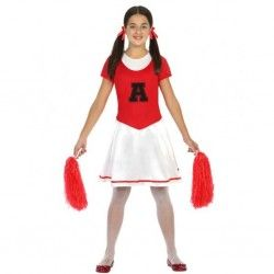 Disfraz #Animadora #Deportista Infantil #mercadisfraces #tienda de #disfraces #online disponemos de disfraces #originales perfectos para #carnaval.