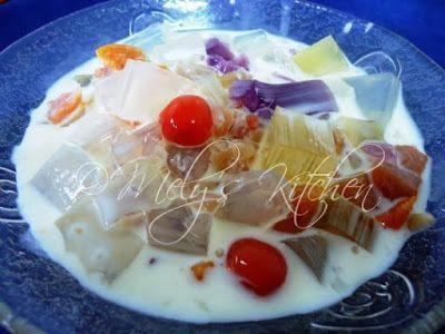 recipe: fruit cocktail salad recipes [30]