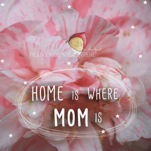 Asas de peixe: Home is...  Ilustration by Rita Duque