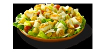 Wendy's spicy chicken caesar salad = best fast food salad ever.