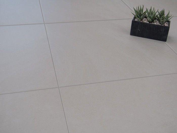 Soft Light Grey Floor Tile