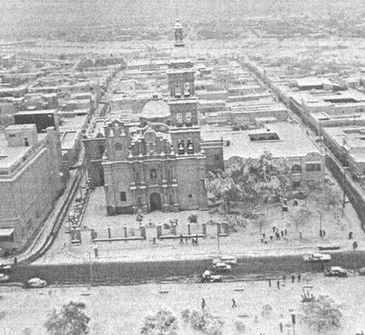 9 de Enero de 1967 Nevada en #Monterrey