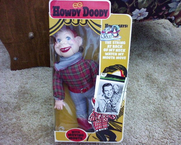 17 Best Images About Howdy Doody On Pinterest Cream Bags
