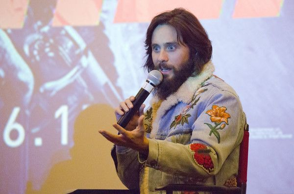 Jared Leto Photos - Actor Jared Leto is interviewed at the Code Blade Runner 2049 screening event at the Alamo Drafthouse New Mission on October 5, 2017 in San Francisco, California. - Jared Leto Photos - 3 of 4473