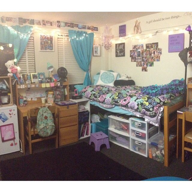 Best Such A Cute And Realistic Dorm Room College Girl Lyfe 400 x 300