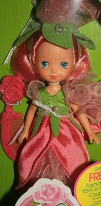 The delicious smell of Rose Petal and Strawberry Shortcake dolls: | 53 Things Only '80s Girls Can Understand
