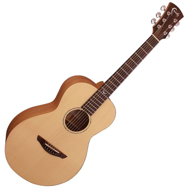 Faith 'Naked Series' FKM Mercury Acoustic Guitar at Gear4music.com