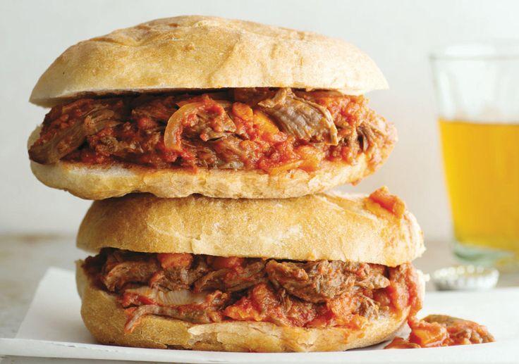 Picchiapò: Kokt kjøtt med tomat og løk