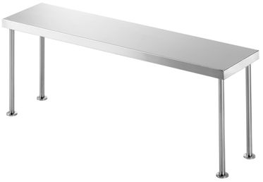Commercial Stainless Steel Over Shelf - Simply Stainless SS12.1800 Over-Shelf-www.hoskit.com.au | Hoskit Online Store | Sydney, Melbourne, Perth, Brisbane