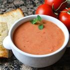 If you like tomato bisque soup-  you will LOVE this cheap homemade recipe. It was a huge hit at my sister's baby shower. *I  used Half & Half instead of milk.