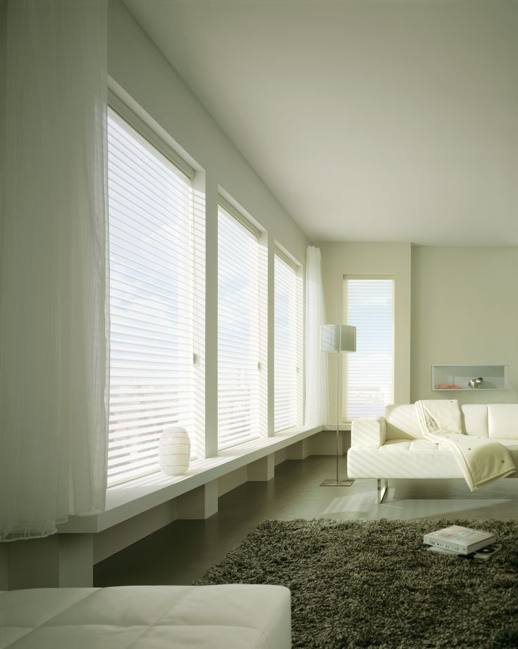 """Luxaflex """"Silhouette Blinds"""".   www.lahood.co.nz"""