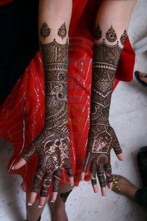 Best Mughlai Mehndi Designs – for karwachauth