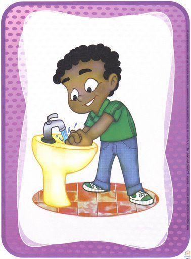 Cartazes sobre higiene para educação infantil ~ ESPAÇO EDUCAR