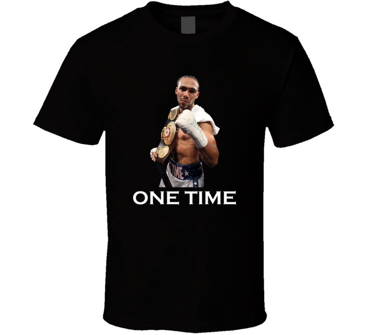 Keith Thurman One Time Boxing Champion Boxing T Shirt