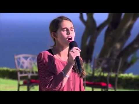 ▶ Carly Rose Sonenclar - Broken Hearted (Karmin) The X Factor USA 2012 / Legenda PT-BR - YouTube (I like Will i Am when he says she's Possessed, lol) -