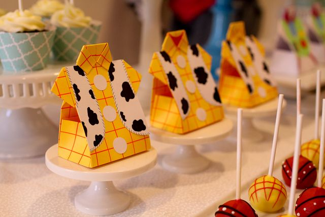 Toy Story Themed 1st Birthday Party | CatchMyParty.com