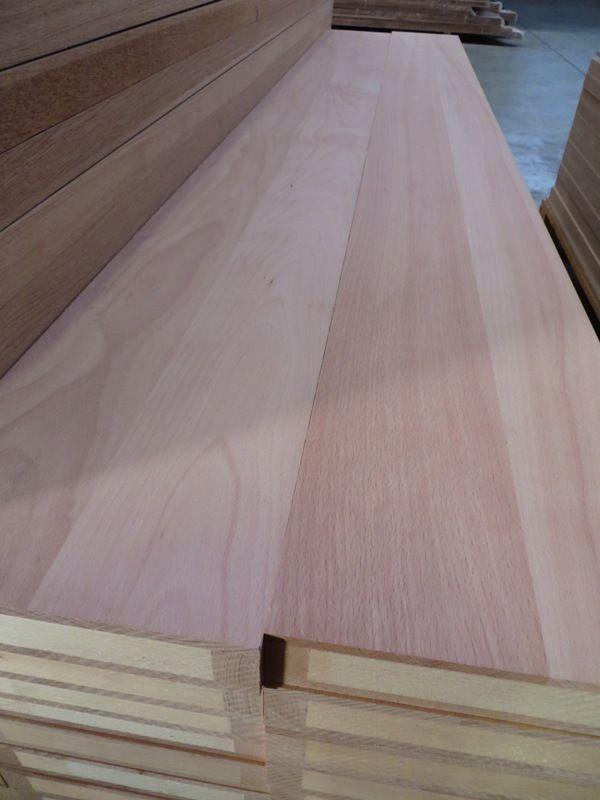 Turfriese Massivholzturriegel 40 Mm In Buche Eiche Und Ahorn Fur Die Herstellung Von Massivholzturen Mit Fullung 3 Fach Verleimt Mit 7 Mm Holz Fries Eiche