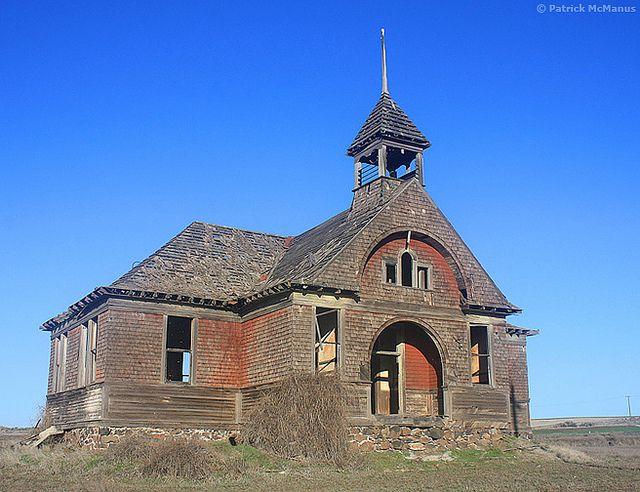 The Old Govan Schoolhouse - Eastern Washington ...