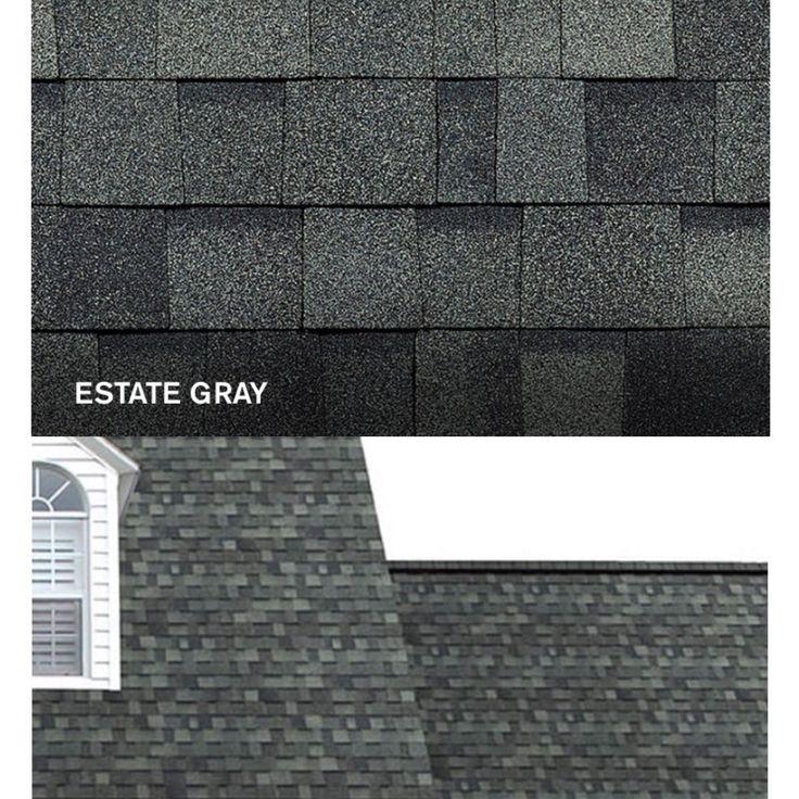Best Owens Corning Oakridge Series – Estate Gray Stroud 640 x 480