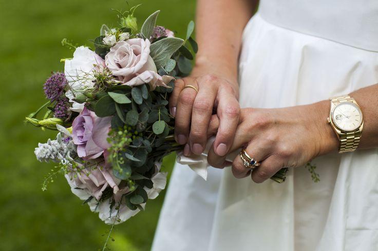 Brudebuket // Wedding // Flowers
