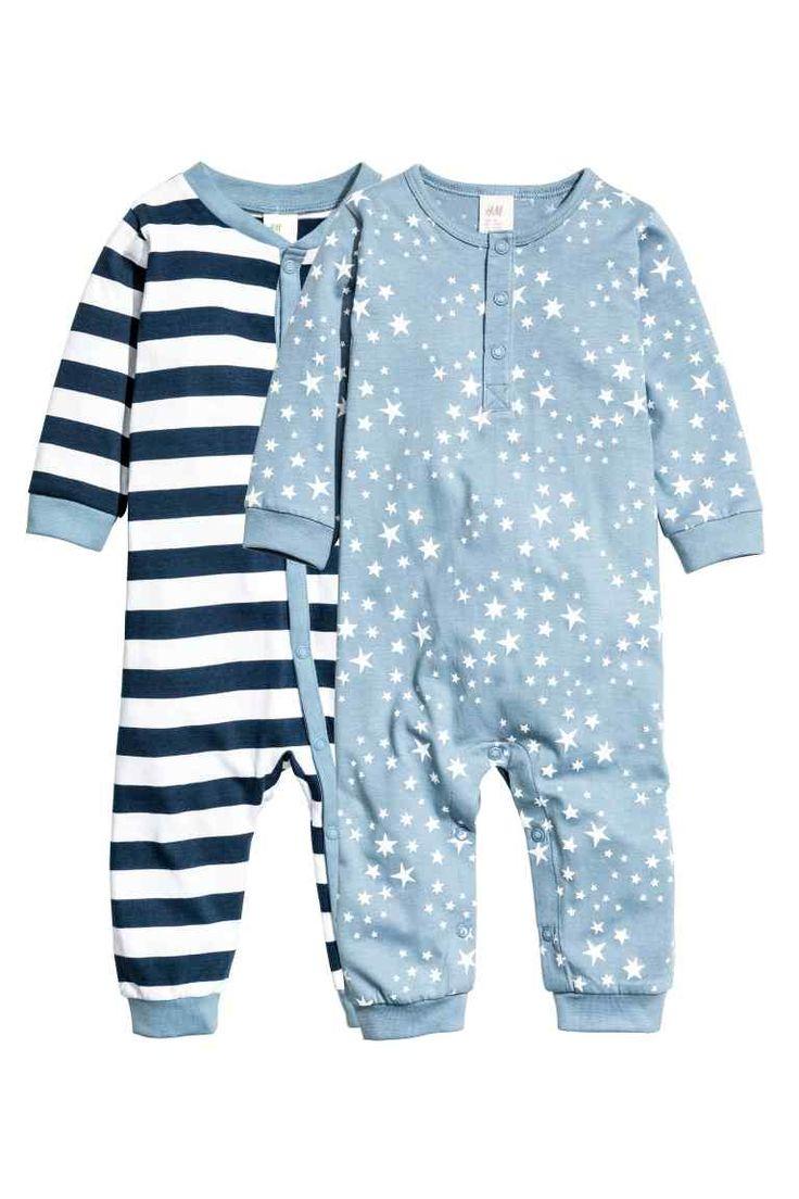 Piżama 2-pak | H&M 59,90 zł