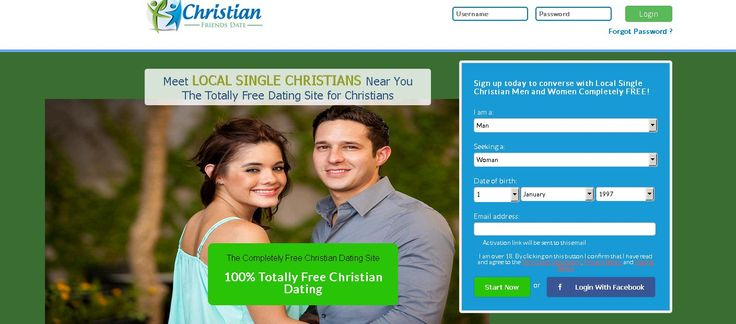 Total free christian dating