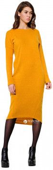 Платье Cardo CRD1604-4641 Milani S(44) Горчичное