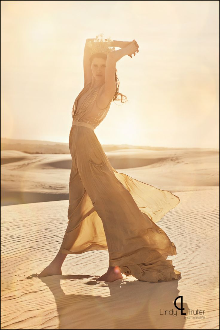 Desert shoot Kingdom of Gold by Lindy Truter Photography Dress by Madelief Roux designs