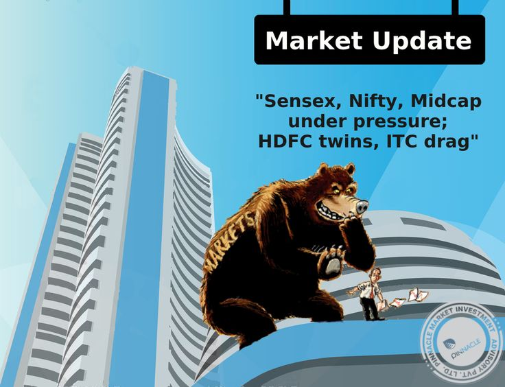 #OpeningBell : Benchmark indices as well as broader markets continued to reel under pressure on further profit booking and global weakness. Banks, FMCG, technology and infra stocks were under pressure while oil stocks remained on buyers' radar. The 30-share #BSE #Sensex was down 146.34 points at 26413.58 and the 50-share #NSE #Nifty fell 46.80 points to 8146.10. The BSE #Midcap and #Smallcap indices were down 0.3-0.5 percent as about two shares declined for every share advancing on the…