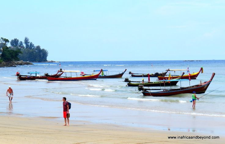Kamala Beach in #Phuket #Thailand