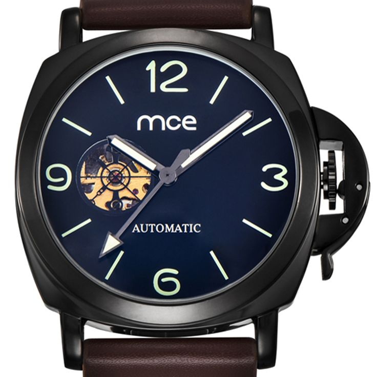 MCE watch for men fashion skeleton watches casual automatic mechanical watches leather wrist watch men 338 #Food Halloween Costumes http://www.ku-ki-shop.com/shop/skeleton-watches/mce-watch-for-men-fashion-skeleton-watches-casual-automatic-mechanical-watches-leather-wrist-watch-men-338/
